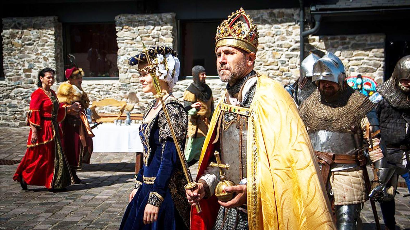 4e4349b78 Žigmundove slávnosti na Zámku Vígľaš budú v nedeľu 6. mája